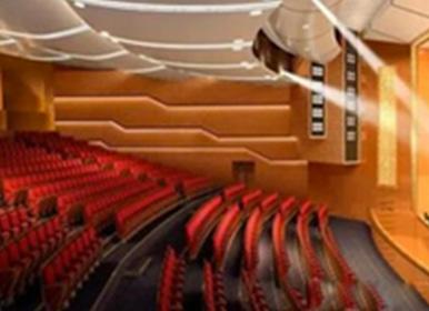 剧院等演出场所观众人数