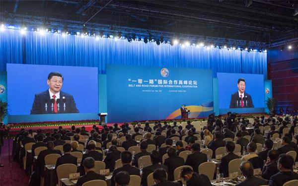 国际社会积极评价习主席在高峰论坛开幕式上的演讲